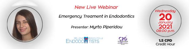 Emergency Treatment in Endodontics