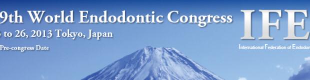IFEA's 9th World Endodontic Congress